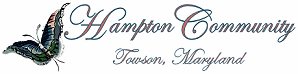 The Community of Hampton, Towson Maryland